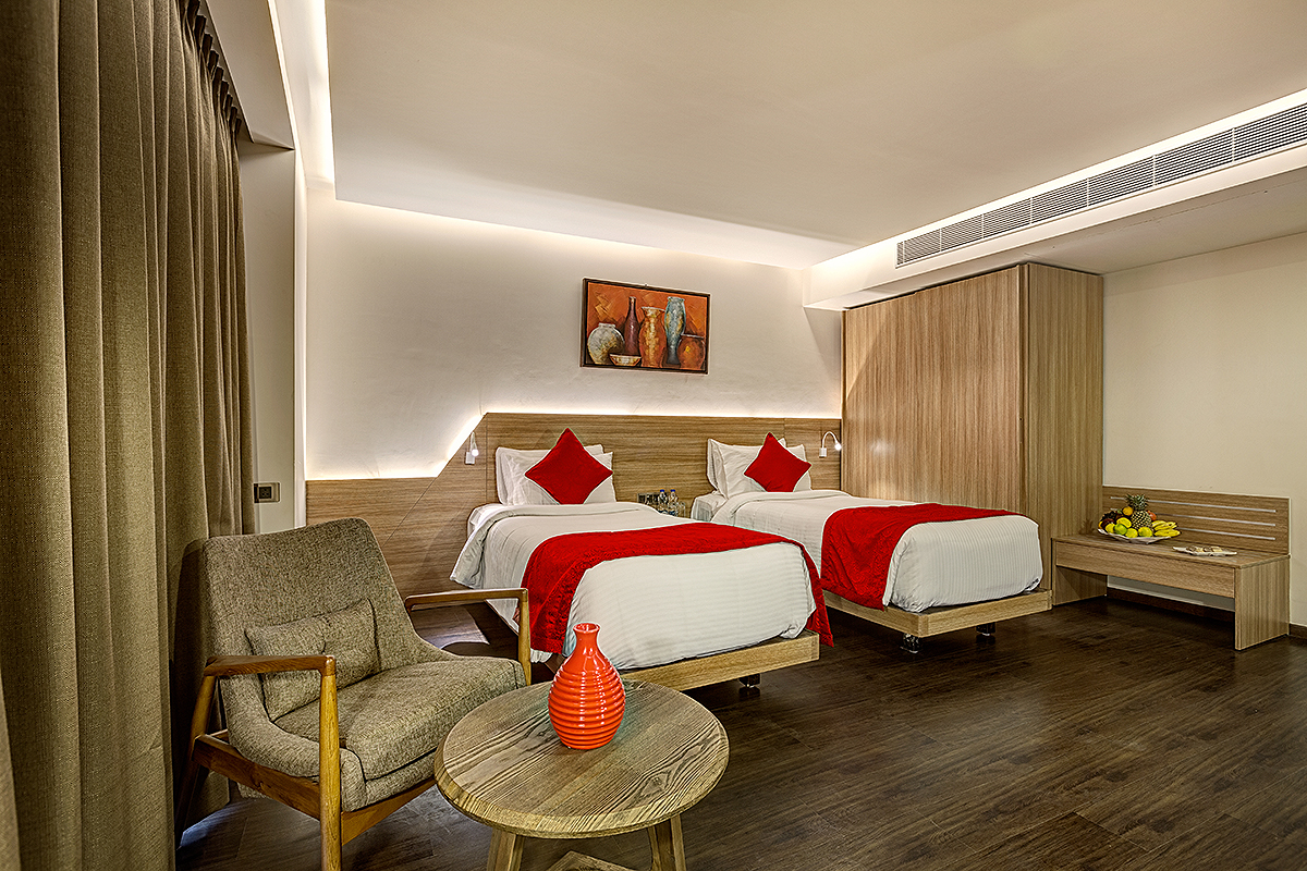 Hotels near Bangalore Airport