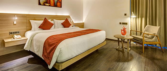 Hotels rooms near Columbia asia