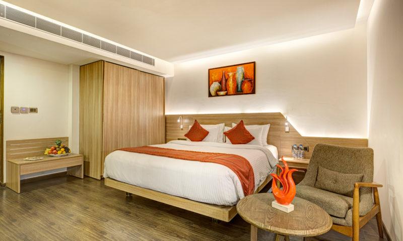 Hotels near Manyata tech park